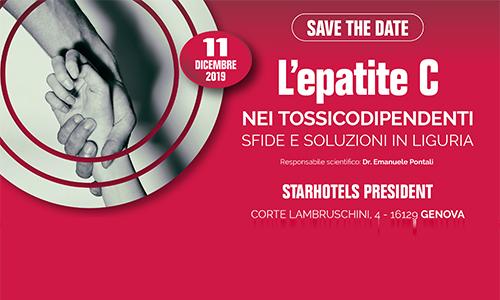 L'epatite C nei tossicodipendenti - sfide e soluzioni in Liguria
