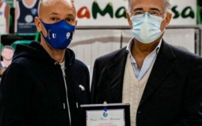 Al Prof. Babudieri il premio Renzo Granata